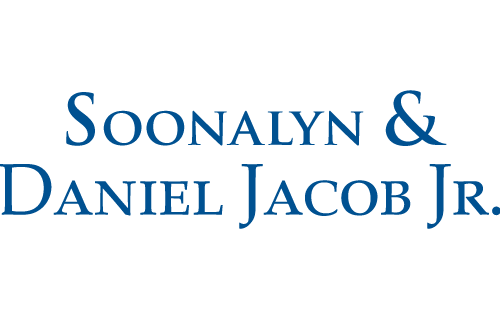 Soonalyn & Daniel Jacob Jr.